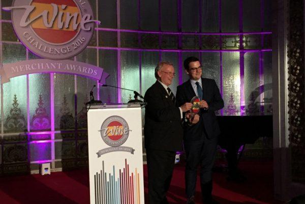 Entrega de Premios Pagos del Rey Museo del Vino IWC