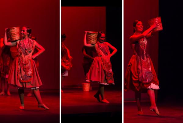 "Danza Española: ""Vinum"""