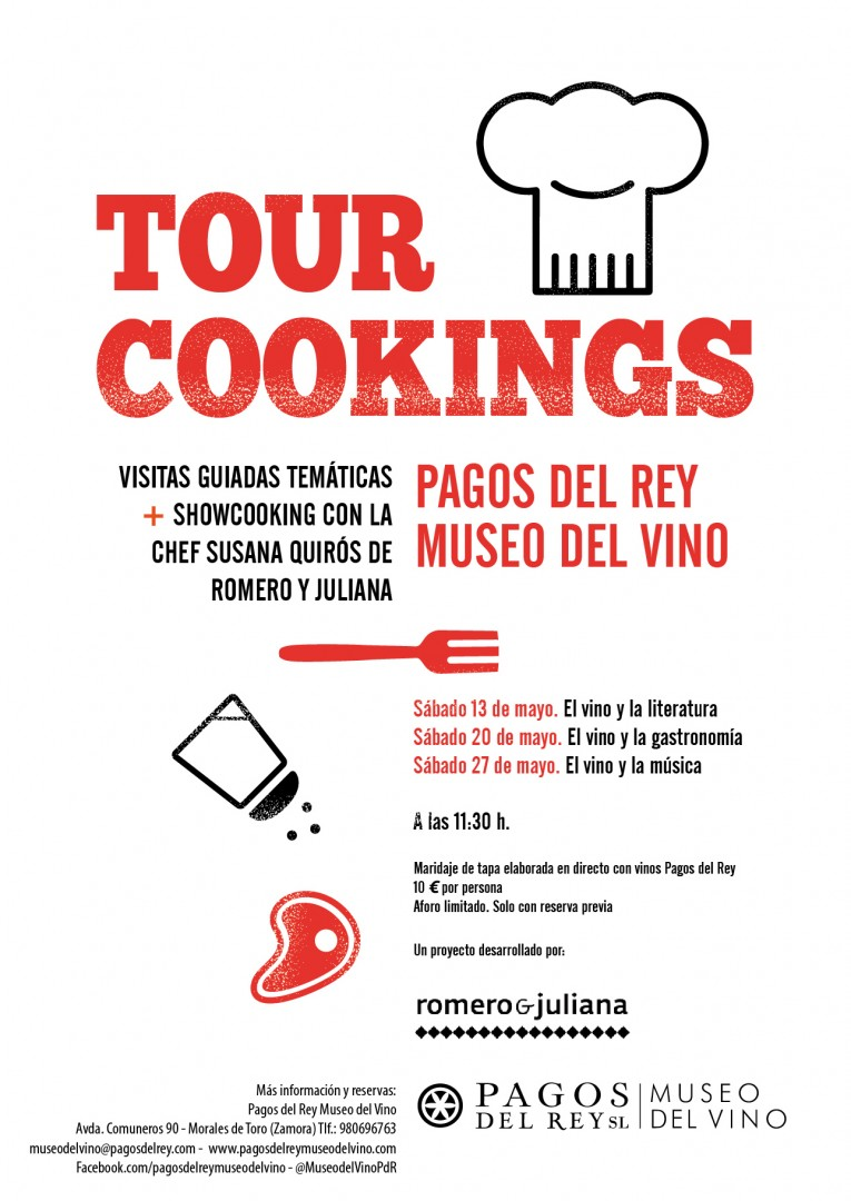 tourcookings