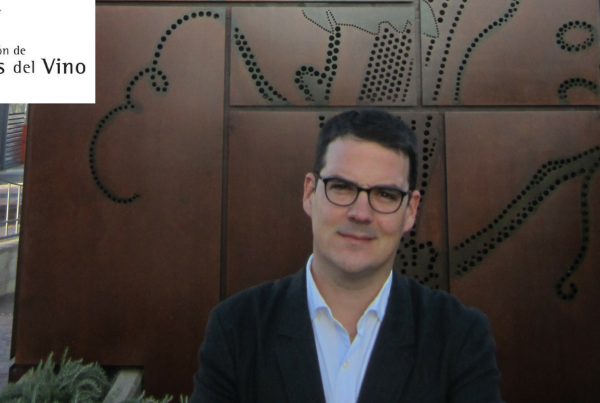 Rodrigo Burgos, Director de Pagos del Rey Museo del Vino
